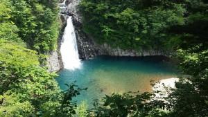 法体の滝5